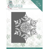 Find It Trading - Yvonne Creations Die - Winter Time - Snowflake Border (YCD10215)