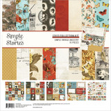 Simple Stories - Collection Kit 12x12 - Simple Vintage Ancestry (SVA14100)