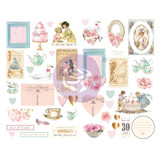 Prima Frank Garcia - With Love - Chipboard Stickers 45/Pkg (96260)