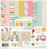 "Echo Park - 12""x12"" Collection Kit- Soak Up The Sun (CBSUS39016TM)"