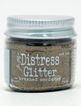 Tim Holtz Distress Glitter Brushed Corduroy (7439143-1)