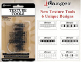 Ranger Texture Tools 6 Piece Set (3344567)