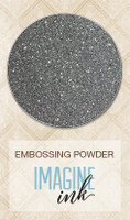 Blue Fern Studios Imagine Ink Embossing Powder - Silver Bells (805783)