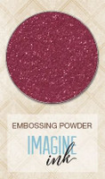 Blue Fern Studios Imagine Ink Embossing Powder - Garnet (110771)