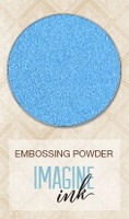 Blue Fern Studios Imagine Ink Embossing Powder - Bonny Blue (110979)