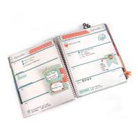 Sizzix - Katelyn Lizardi - Framelits Die Set 10PK w/Stamps - Make Today Count (661256)