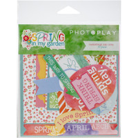 Spring in My Garden - Cardstock Die-Cuts - Photoplay (SG8830)