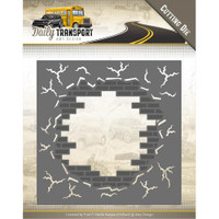 Brick In The Wall - Daily Transport Die Set - Find It Trading  - Amy Design