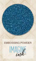 Blue Fern Studios Imagine Ink Embossing Powder - Seven Seas (113673)