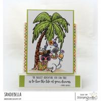 (Rosie & Bernie's Palm Tree sold separately)