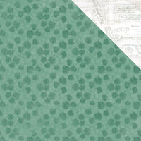 "Kaisercraft - Memory Lane - Jade Jewel - Double-Sided Cardstock 12""X12"" (P2529)"
