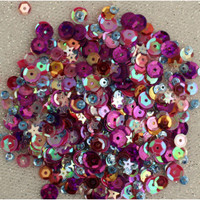 28 Lilac Lane Tin W/Sequins 40g - Mixed Berry LL313
