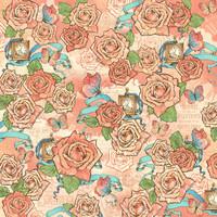 Graphic 45 - Imagine - Double sided 12x12 Paper - Beautiful Dreamer (IMA450 1709)