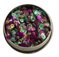 28 Lilac Lane Tin W/Sequins 40g - Violet Blossom (LL310)