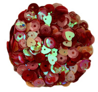 28 Lilac Lane Tin W/Sequins 40g - My Valentine (LL311)
