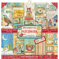 Stamperia - 12 x 12 Collection Pack - Patchwork SBBL49