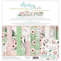 Mintay - Secret Place- Collection Pack - 12x12