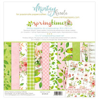 Mintay - Springtime - Collection Pack - 12x12
