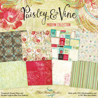 Blue Fern Studios - Paisley & Vine Collection