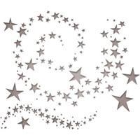 Sizzix - Tim Holtz - Swirling Stars - Framelits Dies 663095