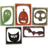 Sizzix - Tim Holtz - Halloween Hangouts - Framelits Dies
