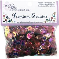 28 Lilac Lane Premium Sequins - Wine (PS-LL 738)