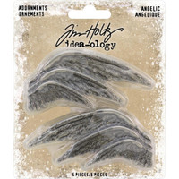 Tim Holtz - Idea-Ology - Angelic Adornments