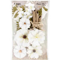 49 and Market - Blossom Blends Flowers - Cotton (49BB 86141)