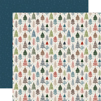 "Carta Bella - Collection Kit 12""X12"" - Let It Snow IS92016"