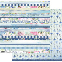 Penelope Dee - 12x12 Double Sided Paper Pack - Meadow