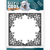 Find It Trading - Amy Design - Keep it Cool - Cool Square Frame Die ADD10158