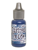 Tim Holtz Ranger - Full Set Distress Oxide Reinkers Release #5 - 12 colors - Chipped Sapphire