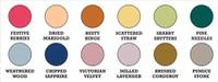 Tim Holtz Ranger - Full Set Distress Oxide Reinkers Release #5 - 12 colors