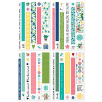 "Jillibean Soup - 12""x12"" Double-Sided Cardstock Paper Collection - MISO Happy (B2101)"