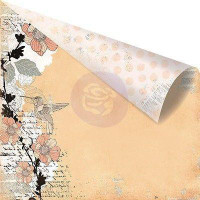 Prima - 12x12 Double-Sided Cardstock - Rondelle - Cabriole (844615)