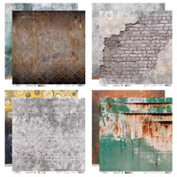 Studio Light - 12x12 Collection Pack - Industrial 3.0 (IND-1)