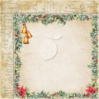 LemonCraft - Yuletide - Scrapbooking 12 x 12 Collection LZP-YULE01