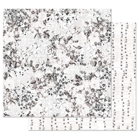 Prima - 12x12 Double-Sided Cardstock - Pretty Pale - Colorless 848835