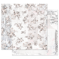 Prima - 12x12 Double-Sided Cardstock - Pretty Pale - Seasons of Love 848859