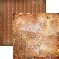 Ciao Bella - 12x12 Double-Sided Cardstock - Codex Leonardo - Studi E Progetti (CBCL12 028 )