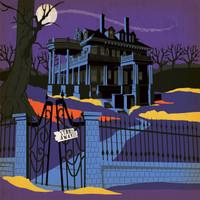 Carta Bella - Collection Kit 12x12 - Haunted House (CBHH71016)