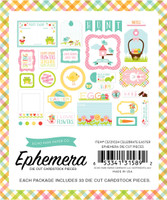 Echo Park - Ephemera Icons Cardstock Die-Cuts - Celebrate Easter (CE121024)