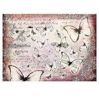 Prima - Finnabair - Tissue Paper - Flutter (967185)