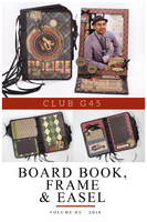 Club G45 Vol 03 March 2019 - A Proper Gentleman - Board Book, Frame and Easel (Club G45 Vol 03 2019)
