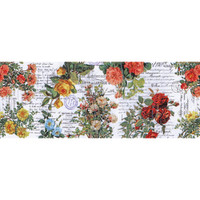 """Tim Holtz - Idea-Ology - Collage Paper 6""""X6 yds - Floral ( TH93707)"""