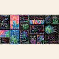 Graphic 45 - Ephemera Cards - Kaleidoscope