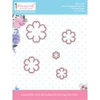 "Dress My Crafts - Die-Cuts - Six Petal Flower .5"" To 1.54"" (DMCD1595)"