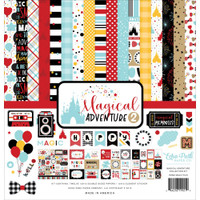 Echo Park - 12x12 Collection Kit - Magical Adventure 2 (MAG177016)