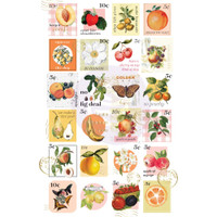 Prima - Fruit Paradise - Postage Stamps Stickers (638511)