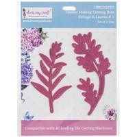 Dress My Crafts - Flower Making - Foliage & Leaves #3 (DMCD2057)